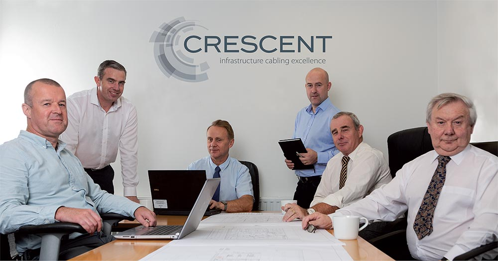 Crescent Communications Management Team