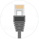 Structured Cabling Icon